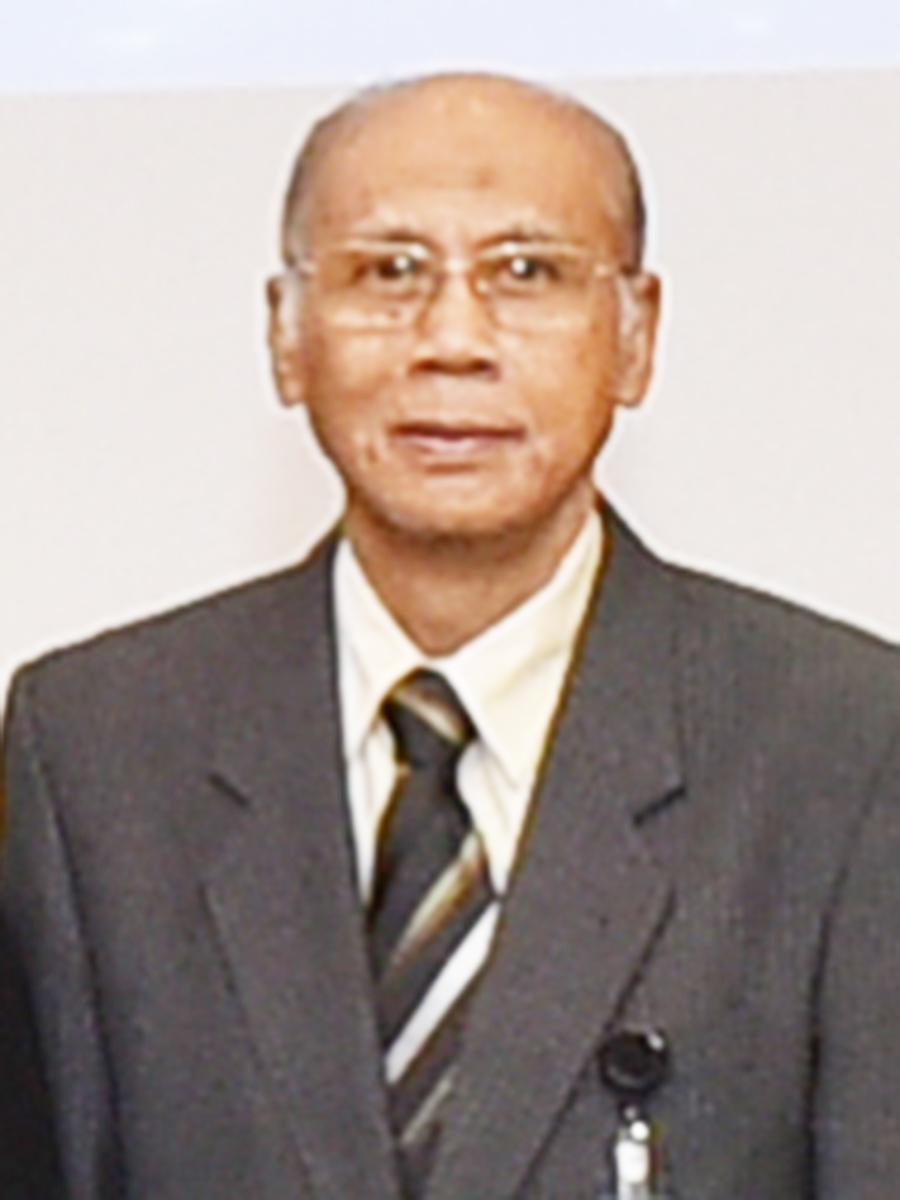 Wakil Rektor II - Bidang Administrasi, Kepegawaian dan Keuangan