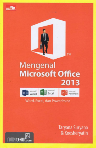 Mengenal Ms Office 2013