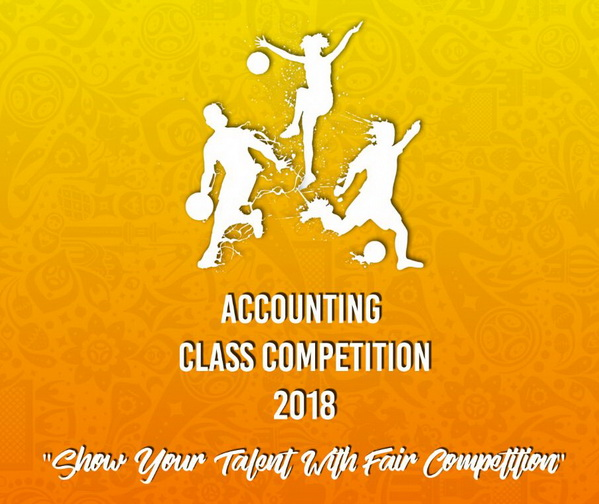 Accounting Class Competition 2018