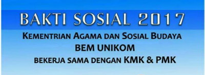 BAKTI Sosial 2017