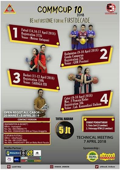 Communication Cup 10