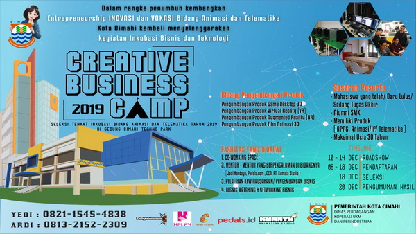 Creative Business Camp 2019