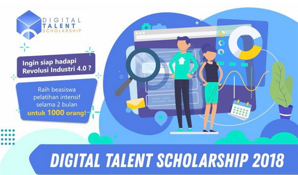 Digital Talent Scholarship