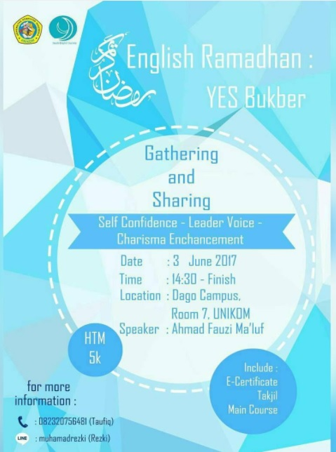 English Ramadhan