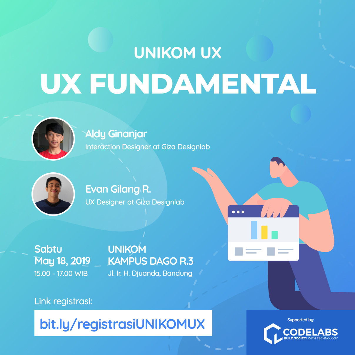 First Meetup Komunitas UNIKOM UX