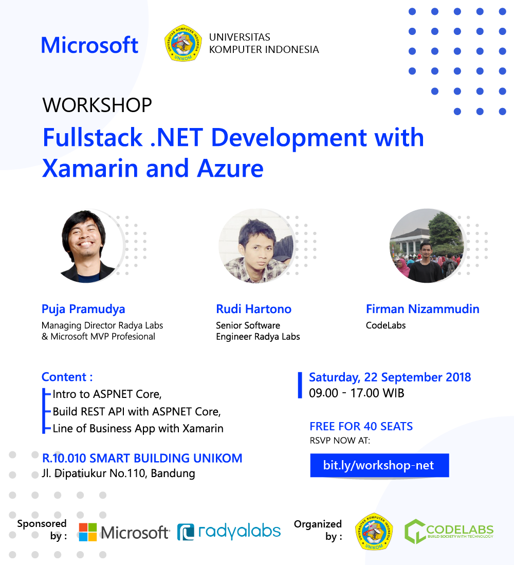 Full Stack .NET Development with Xamarin and Azure