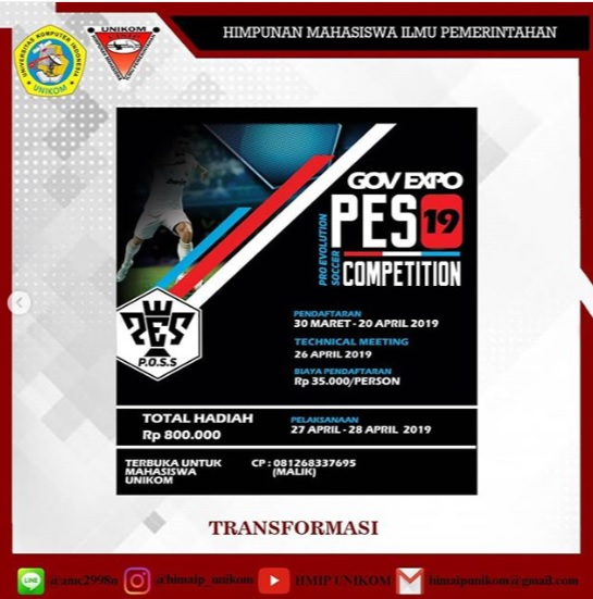 Gov Expo Competition 2019