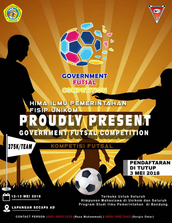 Government Futsal Competition