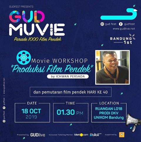 Gud Muvie 'Parade 1000 Film Pendek'