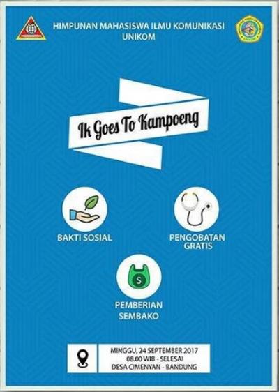 IK Goes To Kampoeng-Himpunan Mahasiswa Ilmu Komunikasi
