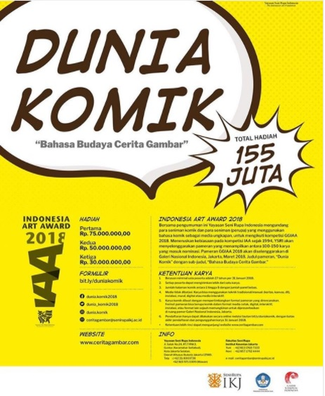 Indonesia Art Award 2018