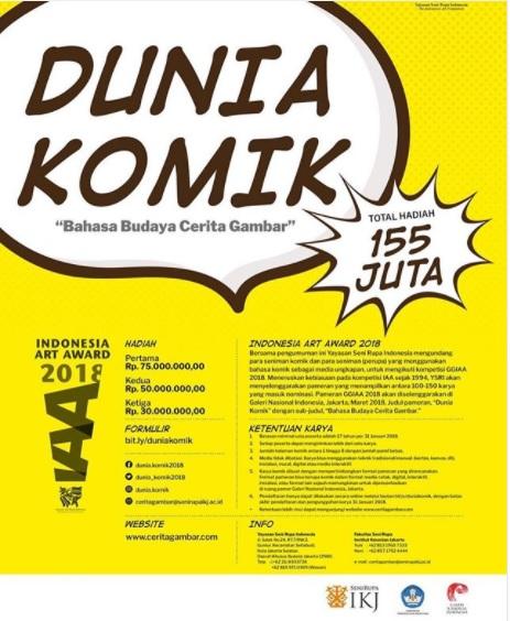 Indonesia Art Award 2018