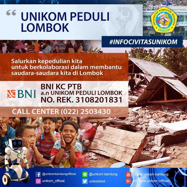 Info Donasi: Penggalangan Dana Korban Gempa Lombok