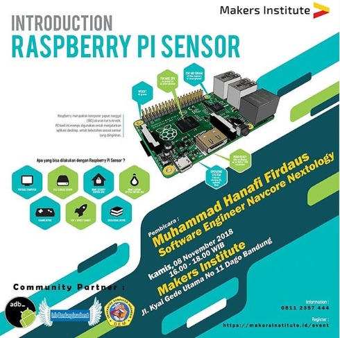 Introduction Raspberry PI Sensor