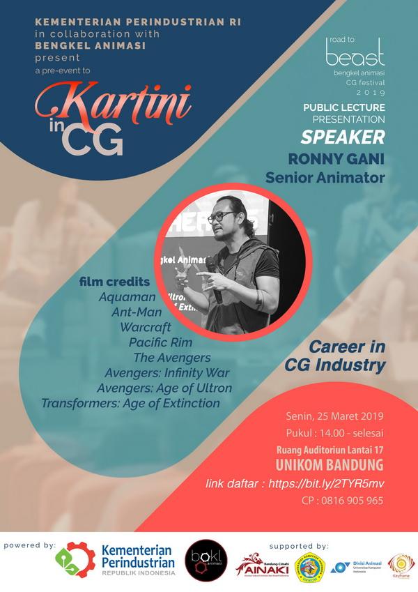 Kartini in CG