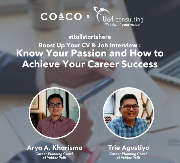 Know Your Passion and How to Achieve Your Career Success
