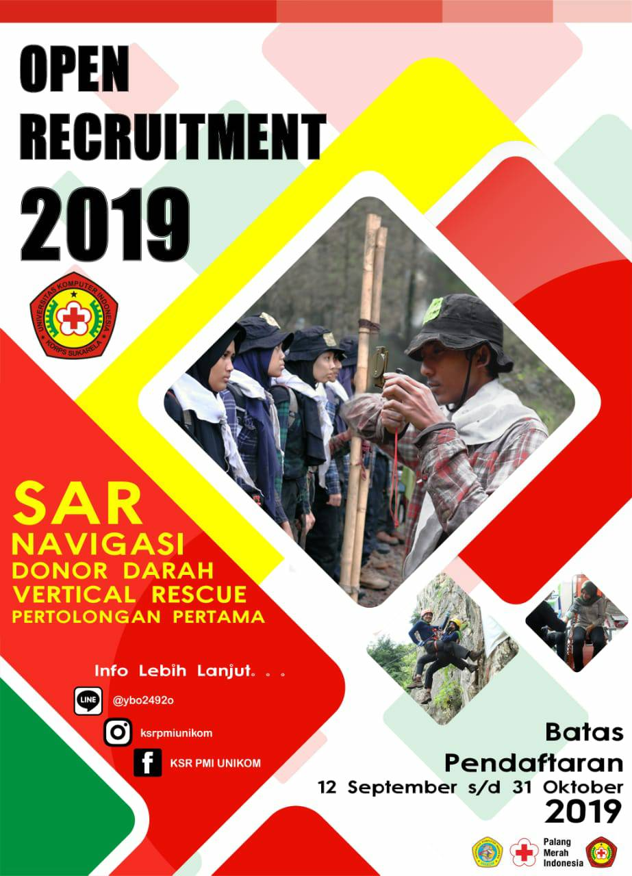 KSR PMI Unikom Open Recruitment 2019