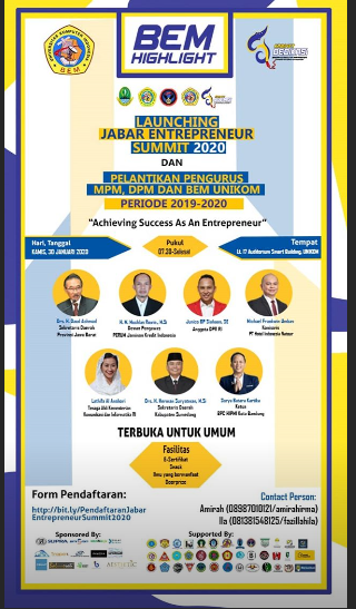 Kuliah Umum BEM & MPM 2020