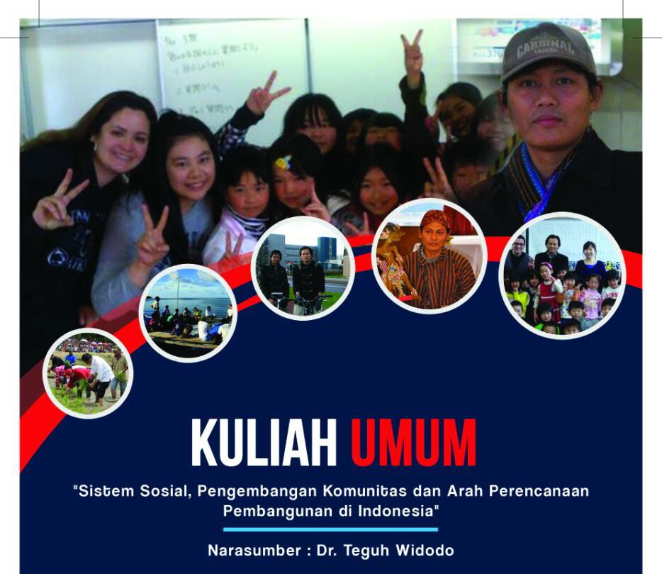 Kuliah Umum PWK Unikom