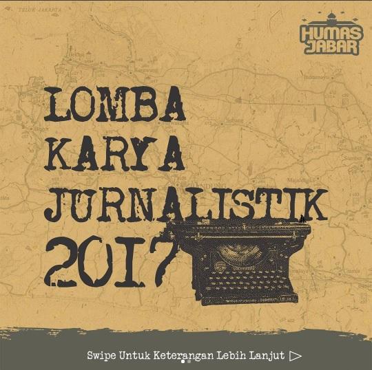 Lomba Karya Jurnalistik 2017