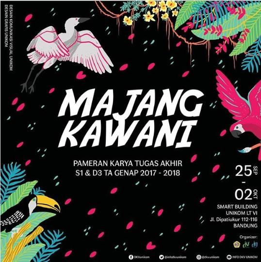 Majang Kawani Semester Genap TA 2017/2018
