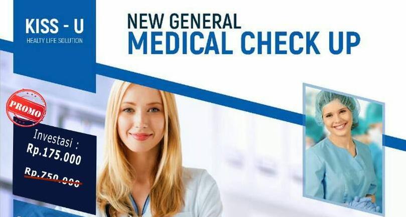 Medical Check Up.