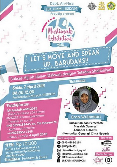 Muslimah Exhibition 2018