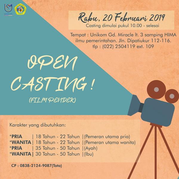 Open Casting: Film Pendek