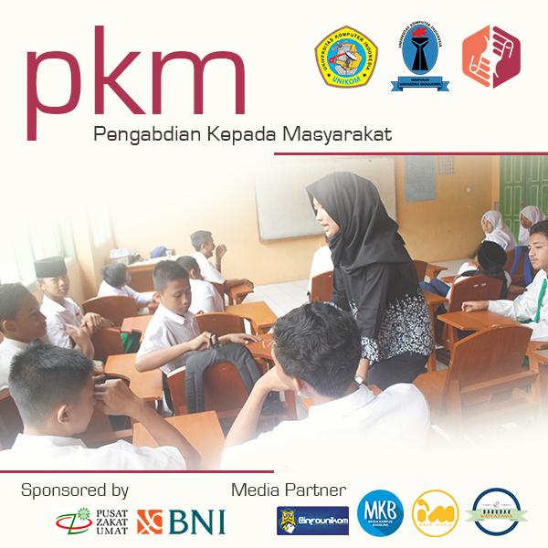 PKM - Pengabdian Kepada Masyarakat