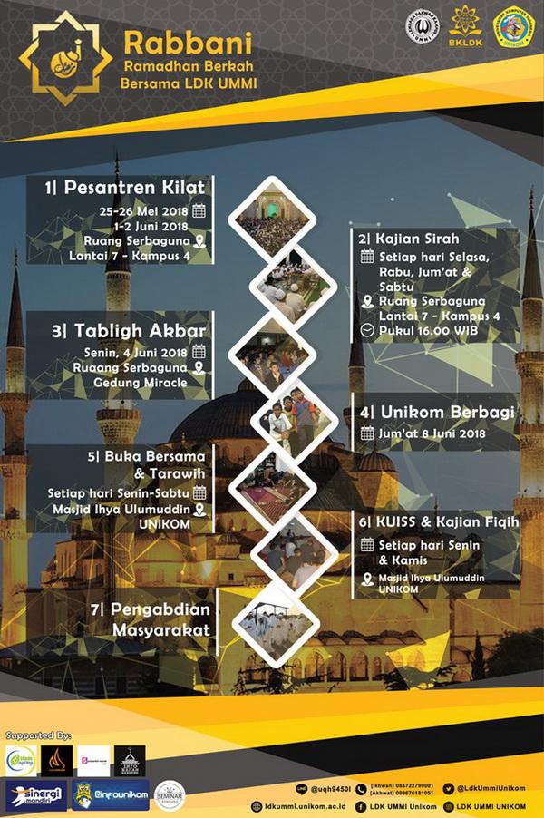 Ramadhan Berkah Bersama LDK UMMI