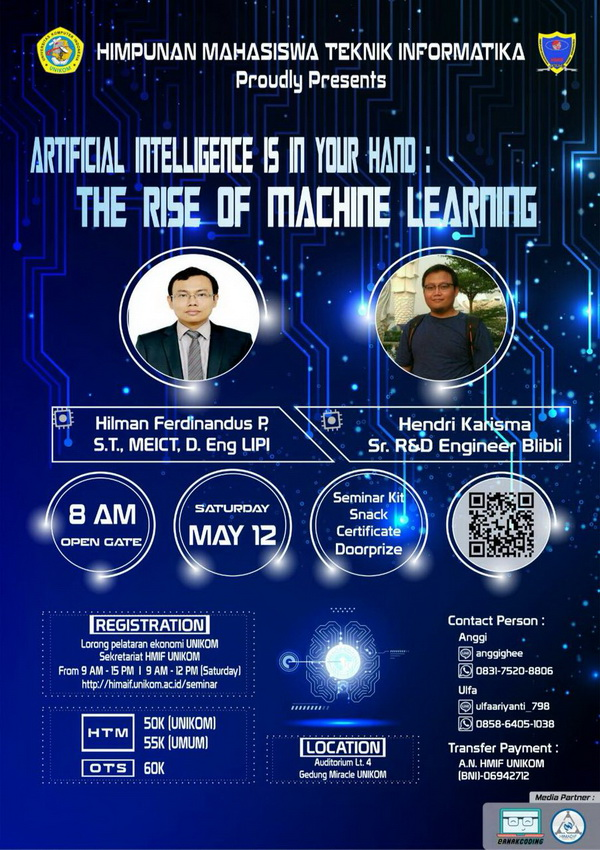 Seminar Artifical Intelligence and Machine Learning