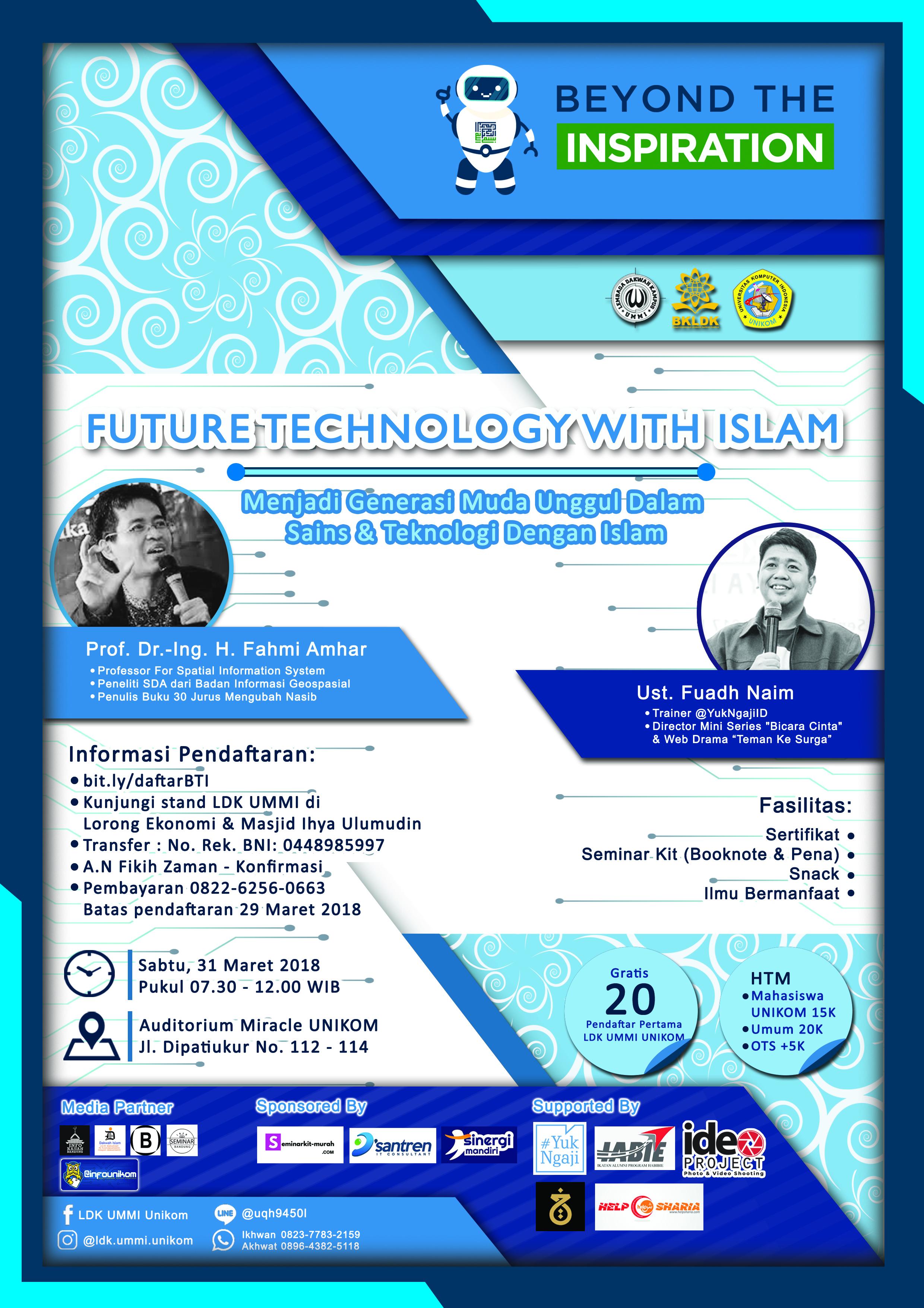 Seminar Islam - Beyond The Inspiration