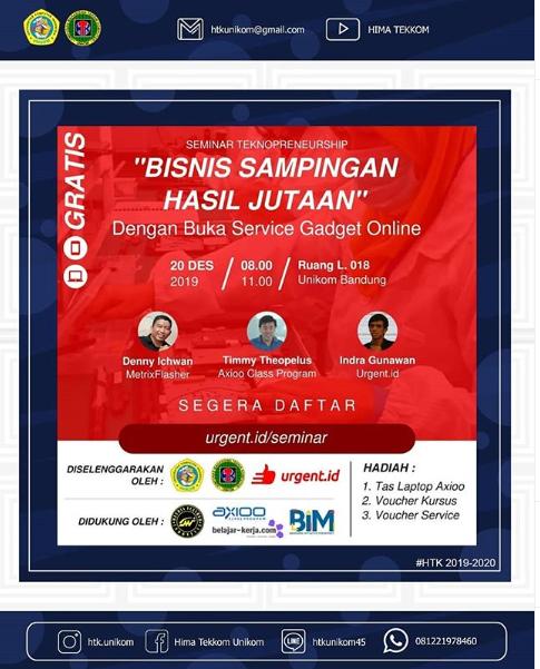 Seminar Technopreneurship