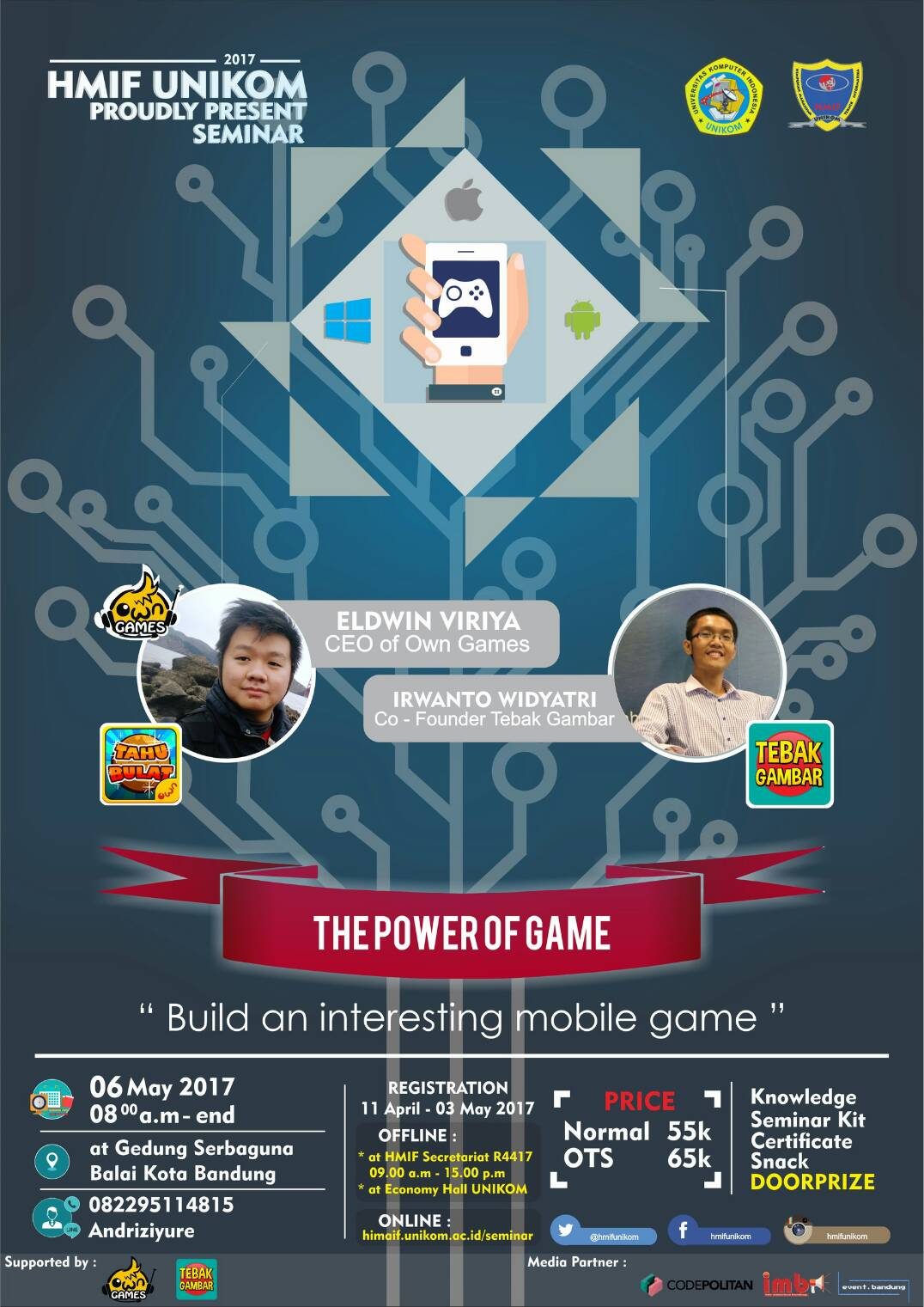 Seminar The Power of Game
