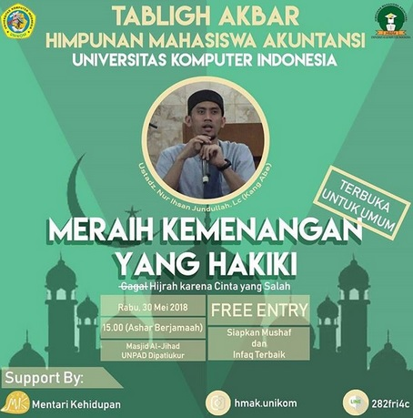 Tabligh Akbar 2018