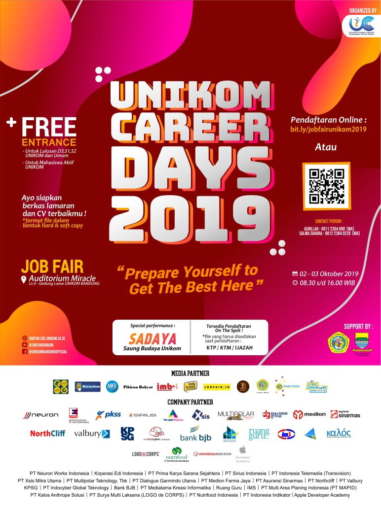 Unikom Career Days 2019