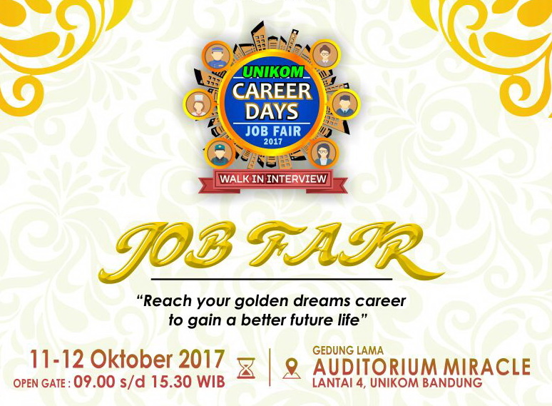 Unikom Career Days - Job Fair 2017
