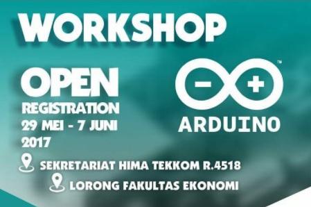 Workshop Arduino