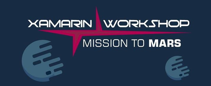 Xamarin Workshop : Mission to Mars