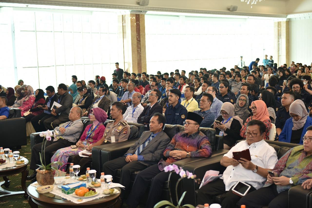 Kunjungan Ketua MPR Dr. Zulkifli Hasan (Foto ke-3)