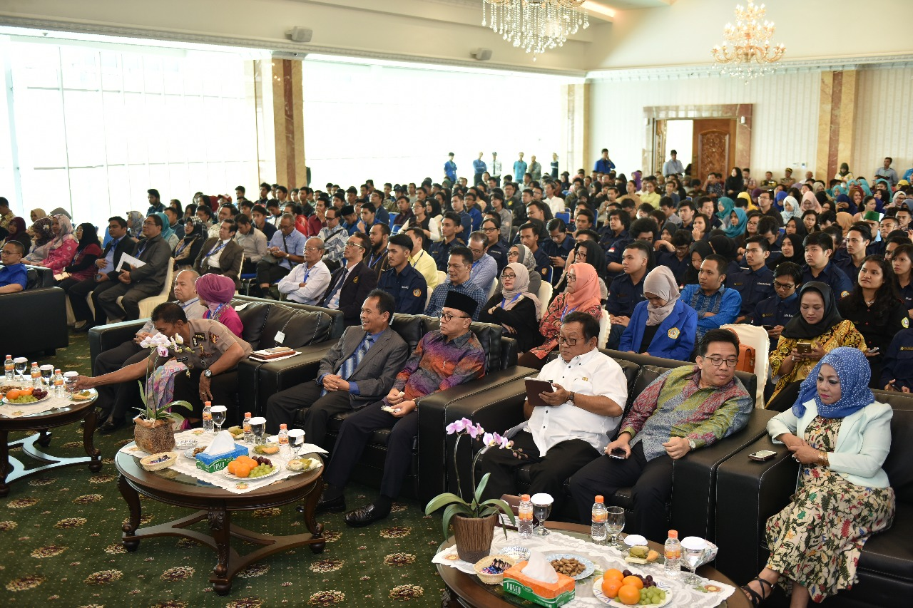 Kunjungan Ketua MPR Dr. Zulkifli Hasan (Foto ke-4)