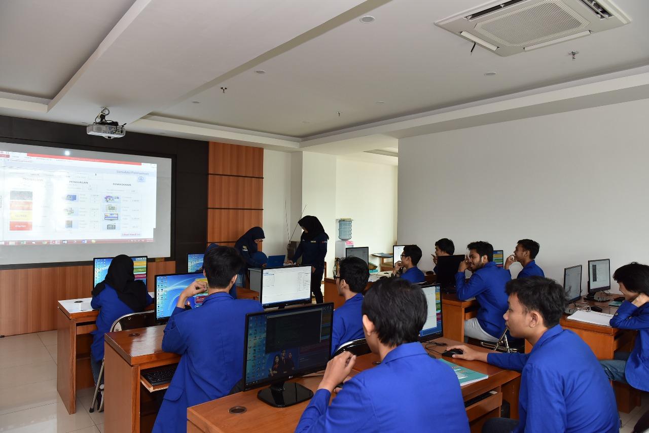 Ruangan Lab APSI Teknik Industri 1