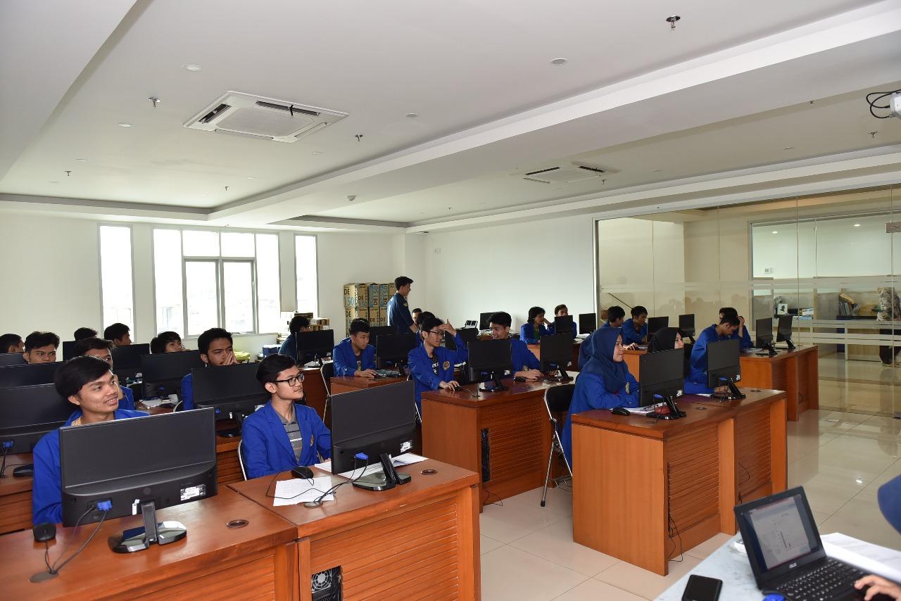 Ruangan Lab APSI Teknik Industri 2